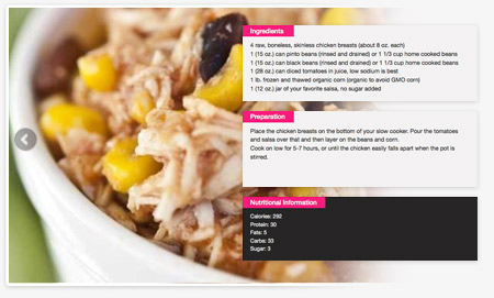 Eat Delicous Yet Nutritous Foods