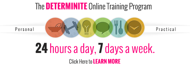 Determinite Online Training Program
