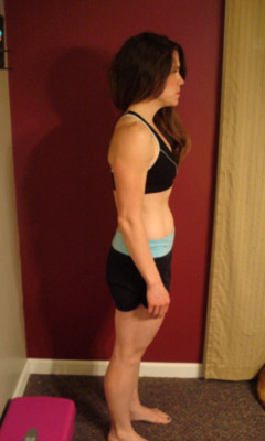 Michelles 's Fitness Transformation: After