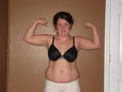Michelles 's Fitness Transformation: Before