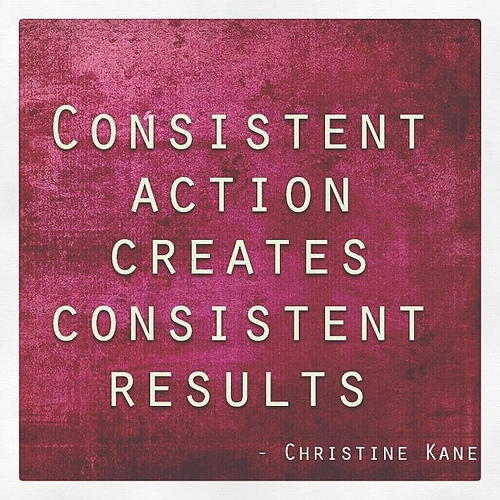 Consistent-Action