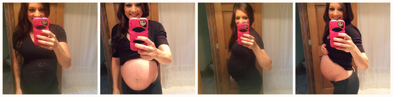34 weeks 5 days pregnant